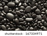 Black Sea Stones  Pebble  As A...