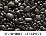 Black Sea Stones  Pebble  As A...