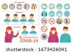 covid 19  coronavirus... | Shutterstock .eps vector #1673426041