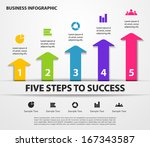 template for your business... | Shutterstock .eps vector #167343587