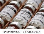 Coronavirus vaccine. sars cov 2 ...