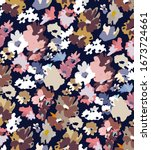 Seamless Flower Pattern  Floral ...