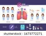 coronavirus in china. wuhan... | Shutterstock .eps vector #1673772271