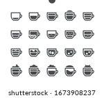 coffee types ui pixel perfect...