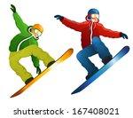vector illustration... | Shutterstock .eps vector #167408021