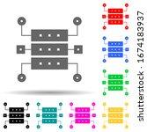 data structure multi color...