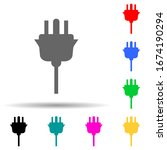 electrical marking multi color...