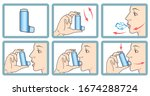How To Use An Asthma Inhaler...