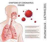 novel coronavirus  2019 ncov ...   Shutterstock .eps vector #1674441301