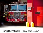 Nyfd Firetruck No.4 In The...