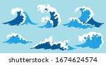 Vector Sea Waves Collection....