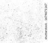 vector grunge black and white... | Shutterstock .eps vector #1674671167