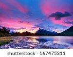 Sunset Sunrise Above Vermilion...