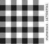 tartan  plaid pattern seamless... | Shutterstock .eps vector #1675069561