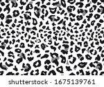 Seamless Leopard Fur Pattern....