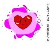 heart  smile  red  plaster ...