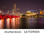 singapore   july 8   singapore... | Shutterstock . vector #167539004