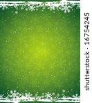 Green Grunge Background  Vector ...