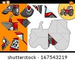 cartoon illustration of... | Shutterstock . vector #167543219