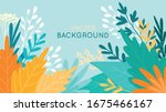 backdrop for posters  banners ... | Shutterstock .eps vector #1675466167