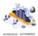 cloud computing landing page...