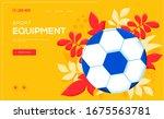 soccer or football flyer  web...