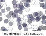 light purple vector backdrop... | Shutterstock .eps vector #1675681204