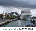 the msc cruise keeps passengers ... | Shutterstock . vector #1675715104