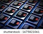 computer server concept....   Shutterstock . vector #1675821061