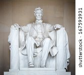 Statue Of Abraham Lincoln ...