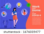 illustrations concept... | Shutterstock .eps vector #1676035477