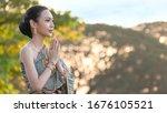 Beautiful Asian Women Raise...