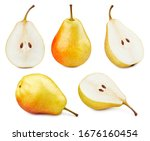Collection Pears. Pears...