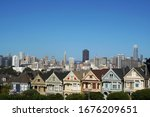 san francisco usa   october 4... | Shutterstock . vector #1676209651