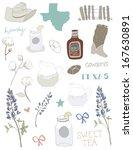 barbeque sauce,bluebonnet,boots,bows,bowtie,collection,cotton,cotton boll,cotton plant,cowboy,cowboy boot,cowboy hat,cute,cute boot,drawn