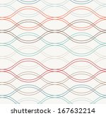 Seamless Vector Abstract Wave...