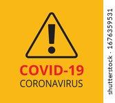 covid 19 coronavirus concept ... | Shutterstock .eps vector #1676359531