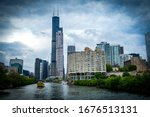 Dramatic View Of Chicago's West ...