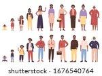african american black woman... | Shutterstock .eps vector #1676540764