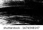 vector brush sroke texture.... | Shutterstock .eps vector #1676548147