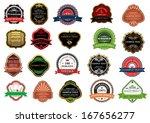 set of promotion badges for...