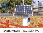 Solar Flood Control Equipment...