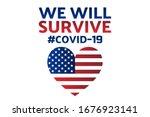 patriotic inspirational... | Shutterstock .eps vector #1676923141