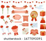 mothers day illustration... | Shutterstock .eps vector #1677093391