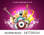 easy to edit vector... | Shutterstock .eps vector #167720114