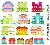 easy to edit vector... | Shutterstock .eps vector #167725415