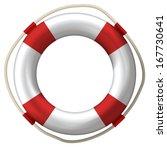 Lifebelt  Lifebuoy Isolated On...