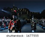 Pipes And Drums At The...