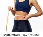 Calorie Diet Centimeter Tape...
