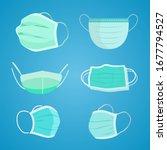 breathing medical respiratory...   Shutterstock .eps vector #1677794527